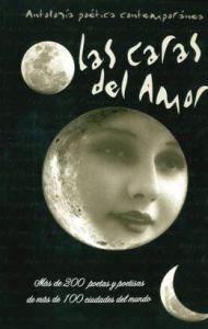 """Caratula del libro """"Las Caras del Amor"""""""